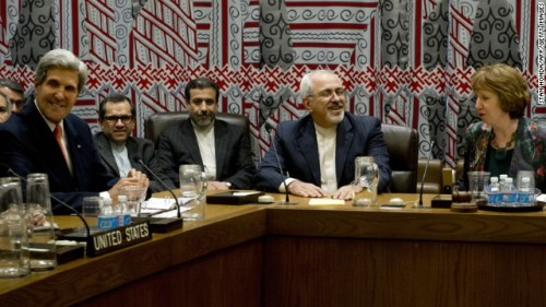 Irans Nuclear Arms Negotiation