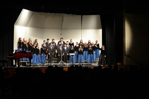 Charming Choral Concert