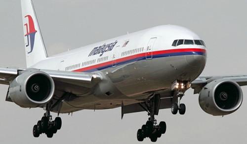 Lost: Flight 370