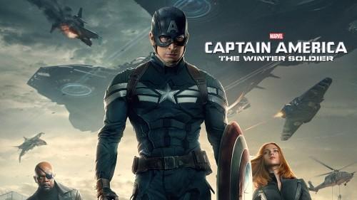 Captain America Raids Marvel