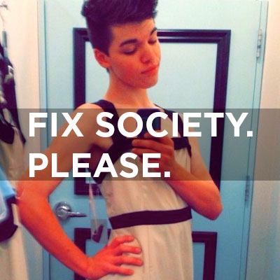 "Leelah Alcorn: ""Fix Society"""
