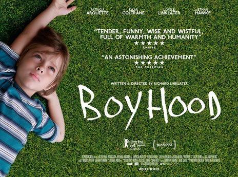Boyhood, a Twelve-Year Journey