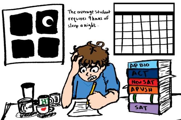 School Mini: A Good  Nights Sleep
