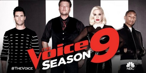 Who has The Voice