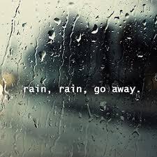Rain, Thunder and El Niño
