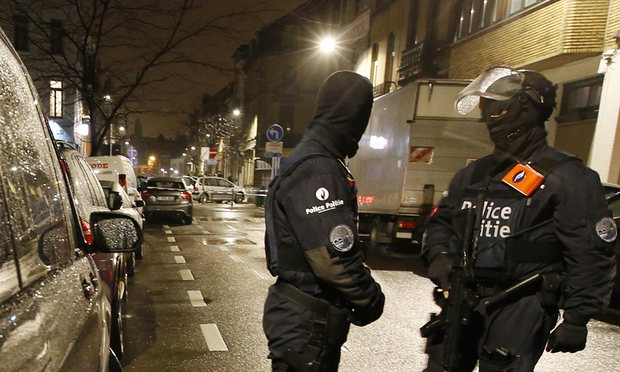 ISIS Strikes Once Again in Brussels