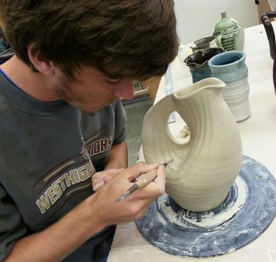 The Creative Side With Ceramics Club
