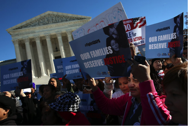 Supreme Court Split on Immigration