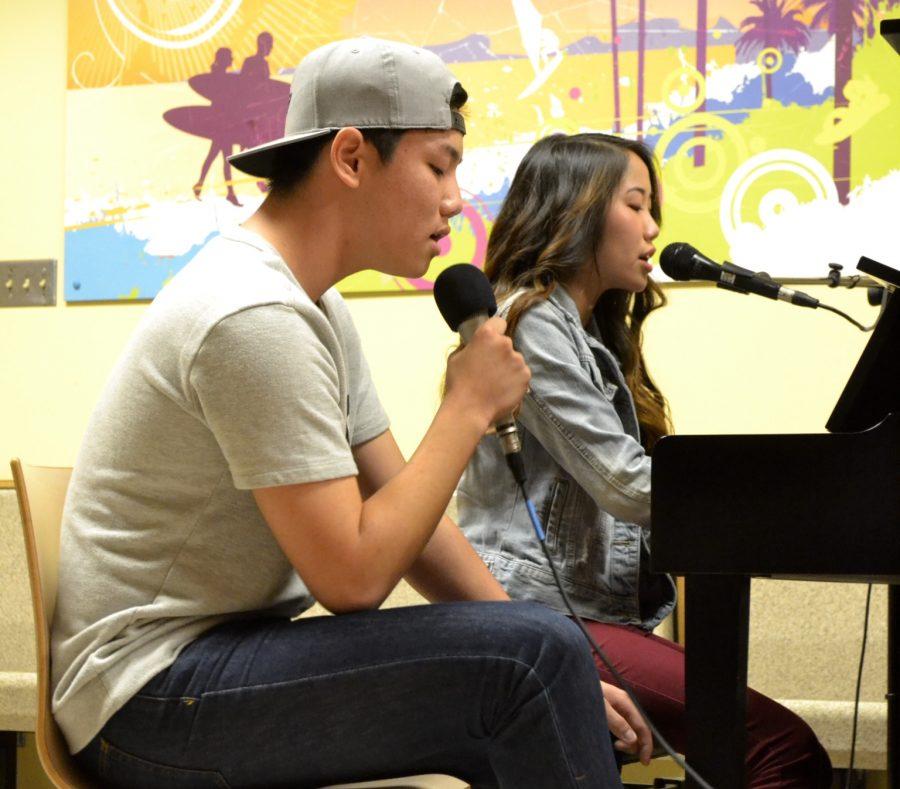 Emily Partida // Leo Kim and Annie Bui singing