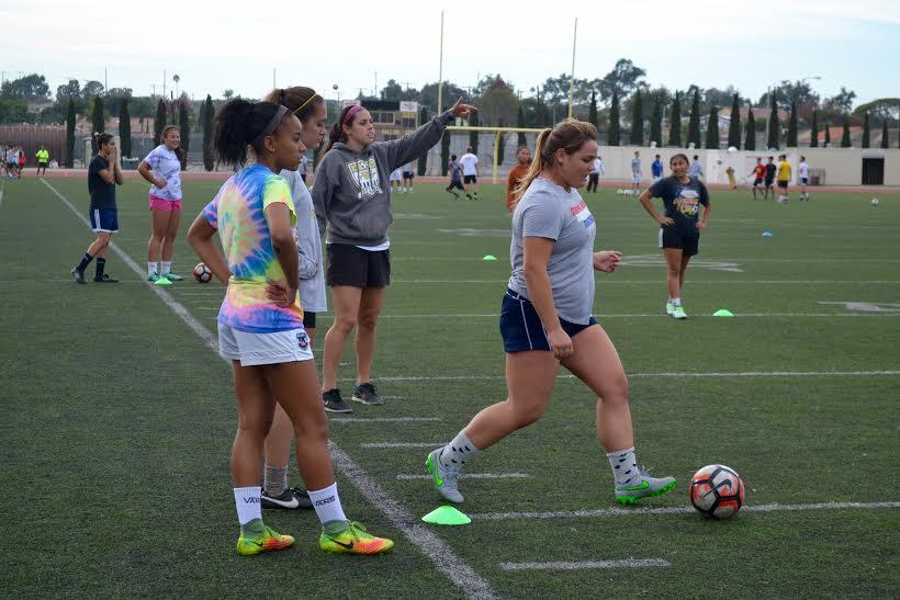 Girls Soccer Kicks Off Season