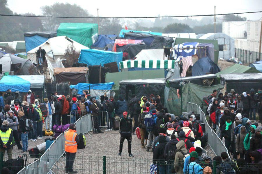 Calais 'Jungle' Tamed