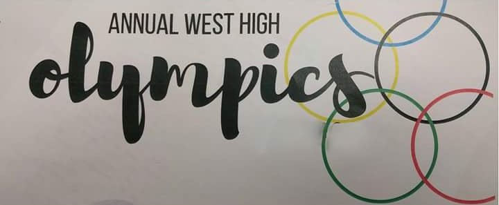 Going for the Gold in the West High Olympics