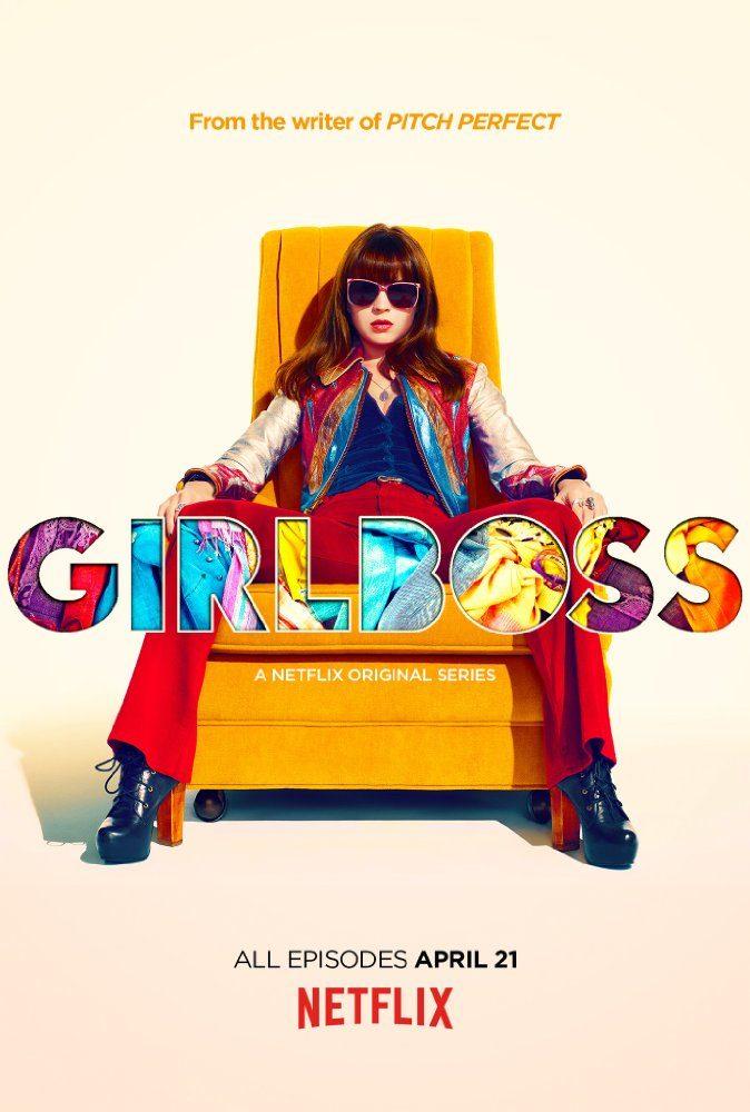 IMDb Girlboss Poster