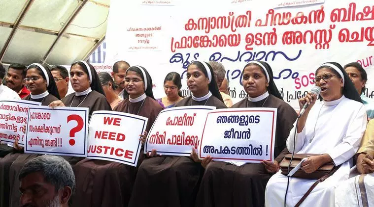 Rape Case Issued by Nun Brings Light to Several Other Assaults