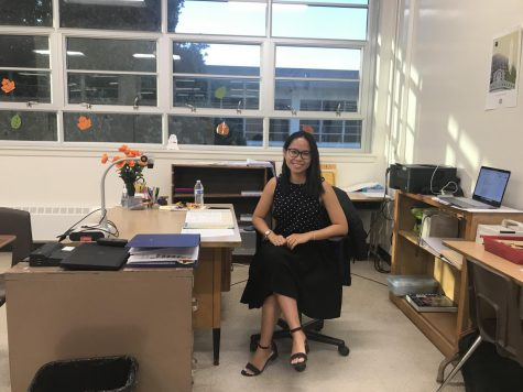 A New Teacher Brings New Excitement
