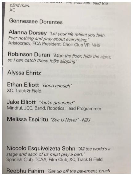 Good enough indeed, Ethan Elliot.