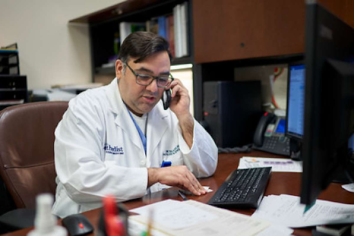 Dr. Eric Salazar, Courtesy of: houstonchronicle.com