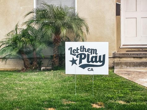 The Let Them Play Coalition is fighting for California sports to reopen with appropriate COVID protocols for the sake of student-athletes' mental health.
