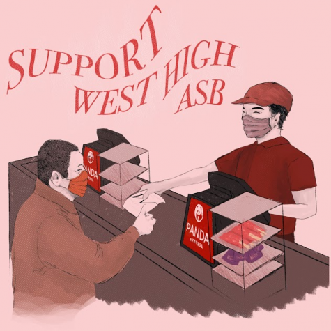 Many fundraisers have been canceled following California's strict stay-at-home orders, but West High ASB members stay optimistic having planned many fun events this virtual school year.