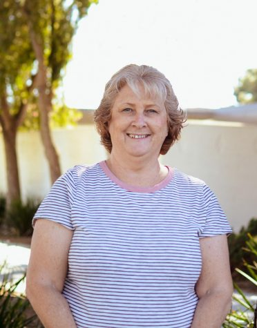 "Mrs. Rippeto has been a secretary at West High for 23 years, working behind the scenes to ensure school matters run smoothly and to support West families. Mrs. Rippeto said the best part of the job is when parents ""call me back or send me an email just to tell me how helpful I"