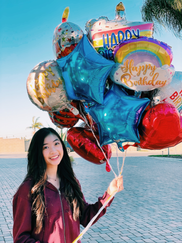 "Running unopposed, Meileen Taw (11) was elected as ASB's President! Regarding what she's gained so far through her prior years in ASB, Taw said ""ASB has allowed me to exercise my leadership and creativity. I have been able to involve myself in the school and make so many new friends!"""